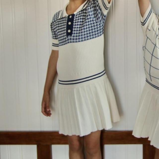Bonjour diary ワンピース  キッズ/ベビー/マタニティのキッズ服女の子用(90cm~)(ワンピース)の商品写真