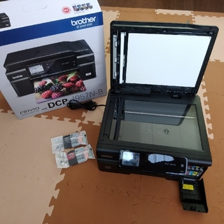 brother - Brother PRIVIO DCP-J957N 中古 交換インク付き