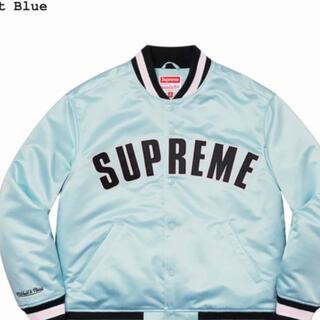 Supreme - supreme  satin varsity Jacket Sサイズ
