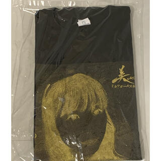あきら生誕Tシャツ ブラック L(Tシャツ/カットソー(半袖/袖なし))