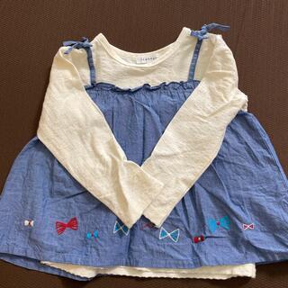 サンカンシオン(3can4on)の3can4on 長袖 100cm(Tシャツ/カットソー)