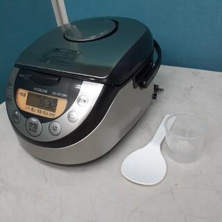 日立 - 美品 日立 IHジャー炊飯器 5.5合炊き RZ-XS10M
