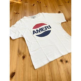アメリカーナ(AMERICANA)のamericana *アメリカーナ ロゴTシャツ(Tシャツ(半袖/袖なし))