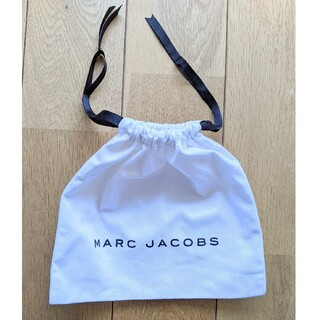 マークジェイコブス(MARC JACOBS)の【未使用】マークジェイコブス巾着 ショッパー 布袋(ショップ袋)