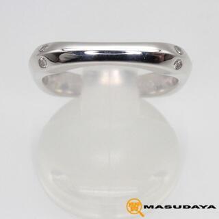 フレッド(FRED)のフレッドクードゥフードゥルダイアモンドリングK18WG/8P/6.36g【美品】(リング(指輪))