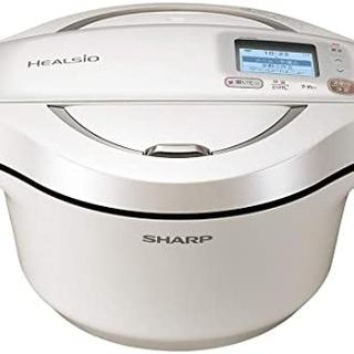 SHARP - 【新品未使用品】SHARP KN-HW24E-W