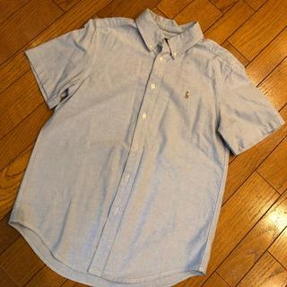 ラルフローレン(Ralph Lauren)のchopinさま専用ラルフローレン ボタンダウン半袖シャツ(シャツ)