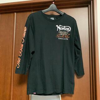 ノートン(Norton)のNorton Tシャツ 7分袖(Tシャツ/カットソー(七分/長袖))