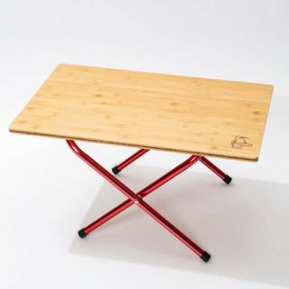 チャムス(CHUMS)の[新品未開封] チャムス CHUMS バンブーサイドテーブル CH62-1334(テーブル/チェア)