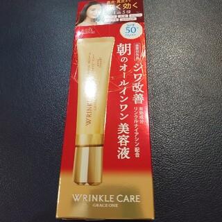 コーセーコスメポート(KOSE COSMEPORT)のグレイス ワン リンクルケア モイストジェルエッセンス UV(40g)(オールインワン化粧品)
