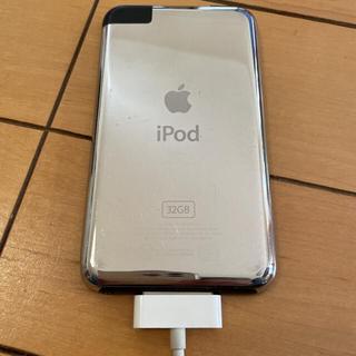 アイポッドタッチ(iPod touch)のipad touch 初代 32G  model A1213 電源ケーブル(ポータブルプレーヤー)