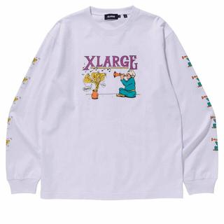 XLARGE - 送料負担します★エクストララージ★XLARGE★ロンT★新品★M・L・XL