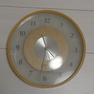 イデアインターナショナル(I.D.E.A international)の【最終】イデアレーベル 掛け時計(掛時計/柱時計)