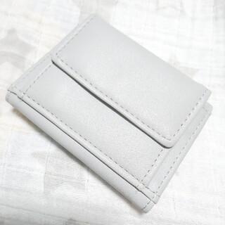 コインケース財布グレー(財布)