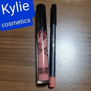 カイリーコスメティックス(Kylie Cosmetics)のkylie cosmetics ANGEL MATTE LIP KIT(口紅)