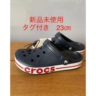 crocs - 【新品未使用】クロックスcrocs バヤバンド   23センチ ユニセックス