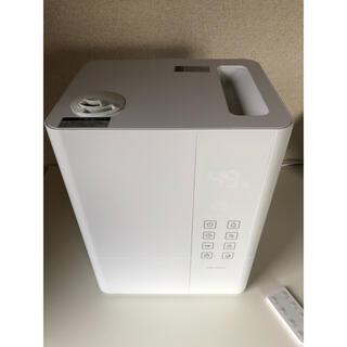 UVライト、ヒーター機能付きでW除菌で清潔な加湿器(加湿器/除湿機)