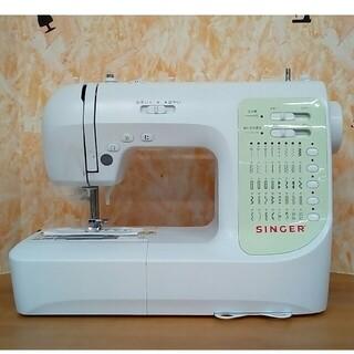 シンガーSN771F-n 糸12p付き コンピュータミシン(その他)