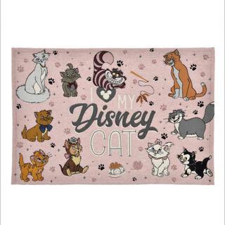 ディズニー(Disney)のディズニーキャラクターマット(ラグ)