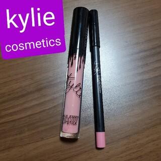 カイリーコスメティックス(Kylie Cosmetics)のkylie cosmetics HIGH MAINTENANCE マットリップ(口紅)