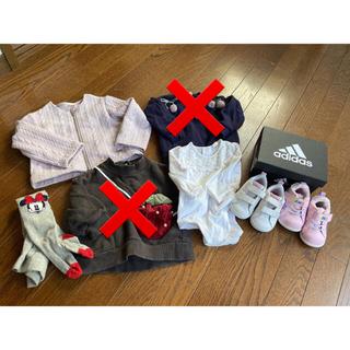 petit main - 【SALE!】プティマイン adidas vans ベビー服 ベビー靴