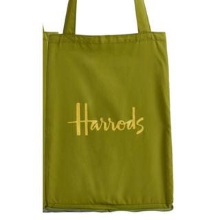 ハロッズ(Harrods)のハロッズエコバッグ(エコバッグ)