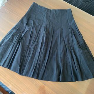 ストロベリーフィールズ(STRAWBERRY-FIELDS)のストロベリーフィールズ フレアスカート プリーツスカート(ひざ丈スカート)
