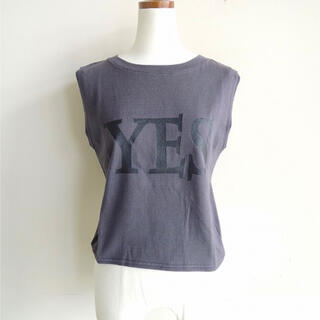 デイシー(deicy)の【deicy】YES  Tシャツ(Tシャツ(半袖/袖なし))