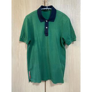 プラダ(PRADA)のプラダポロシャツ(ポロシャツ)