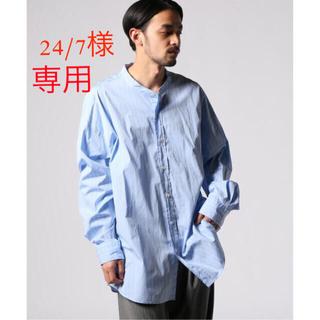 JOURNAL STANDARD - トーマスメイソン バンドカラーシャツ FAT Shirt