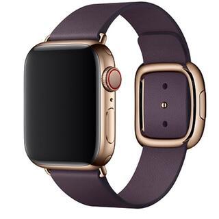 アップルウォッチ(Apple Watch)の新品未開封品 apple watch純正品バンド モダンバックル 正規品(その他)