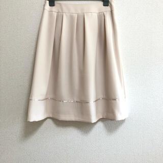 エニィスィス(anySiS)の美品* anysis 膝丈スカート(ひざ丈スカート)