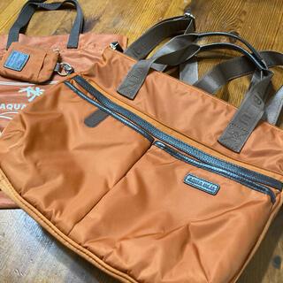 アクアブルー(Aqua blue)のAQUA BLU HAWAII 3way Bag(ショルダーバッグ)