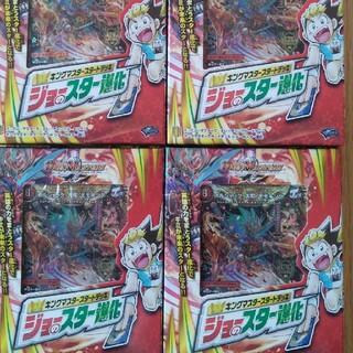 デュエルマスターズ(デュエルマスターズ)の【新品・未開封】デュエルマスターズ ジョーのスター進化4BOX(Box/デッキ/パック)