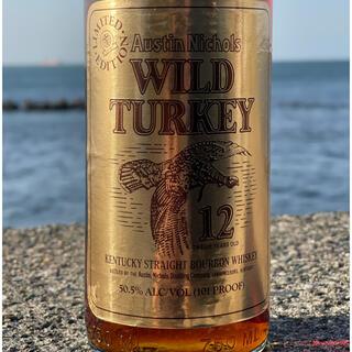 ワイルドターキー WILD TURKEY リミテッドエディション12年 ゴールド(ウイスキー)