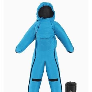 ドッペルギャンガー(DOPPELGANGER)のドッペルギャンガー ヒューマノイドスリーピングバッグ 人型寝袋 寝袋(寝袋/寝具)