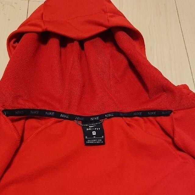 NIKE(ナイキ)のNIKE ドラフィットパーカー ジッパー付き キッズ/ベビー/マタニティのキッズ服男の子用(90cm~)(ジャケット/上着)の商品写真
