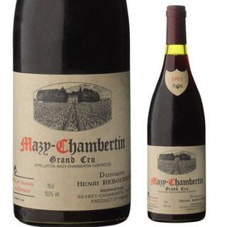 赤ワイン マジ シャンベルタン(ワイン)