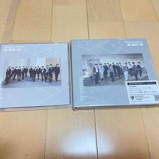 セブンティーン(SEVENTEEN)のSEVENTEEN デビューアルバムWE MAKE YOU(K-POP/アジア)