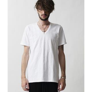 ノーアイディー(NO ID.)のNO ID. CスターJQリンクスV/N-Tシャツ(Tシャツ/カットソー(半袖/袖なし))