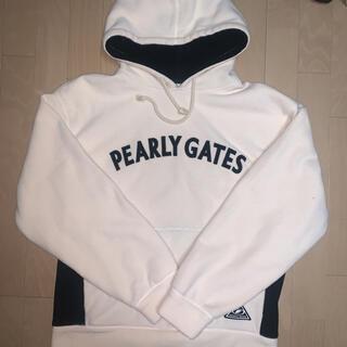 パーリーゲイツ(PEARLY GATES)のパーリーゲイツ パーカー(パーカー)