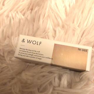 Cosme Kitchen - 新品 アンドウルフ &WOLF by Nオーガニック リップ 口紅  002 2