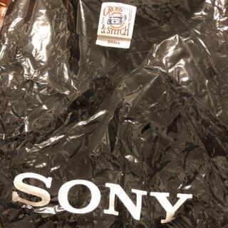 ソニー(SONY)のSONY公式Tシャツ Mサイズ 新品未開封(Tシャツ/カットソー(半袖/袖なし))