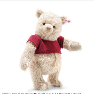 くまのプーさん - シュタイフ ディズニー クリストファーロビン クマのプーさん