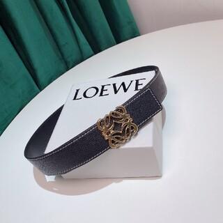 ロエベ(LOEWE)の美品LOEWE ベルト 男女兼用(ベルト)