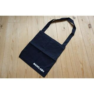 イサムカタヤマバックラッシュ(ISAMUKATAYAMA BACKLASH)の送料込 匿名配送 BACK LASH 保存袋 バックラッシュ(その他)