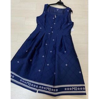 エムズグレイシー(M'S GRACY)のエムズグレイシー♡web表紙色違い♡ジャンパースカート 42(ひざ丈スカート)