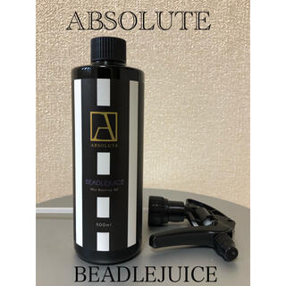 ABSOLUTE BEADLEJUICE アブソルート ビードジュース500ml(洗車・リペア用品)
