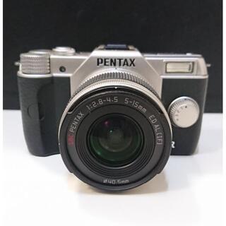 PENTAX - PENTAX Q10 コンパクト ミラーレスデジタル一眼レフ カメラ