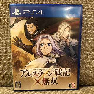 Koei Tecmo Games - 【動作確認済】アルスラーン戦記×無双 PS4